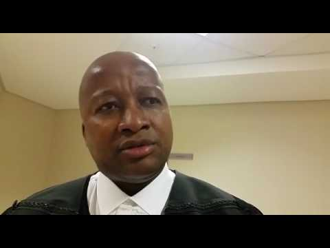 Floyd Legodi stands in for Attorney Tumi Mokwena #Patelcase