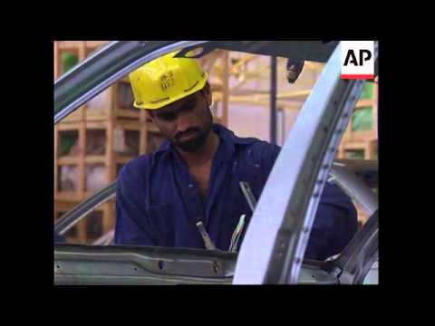 INDIA: WESTERN CAR MANUFACTURERS FIND NEW AND LUCRATIVE MARKET