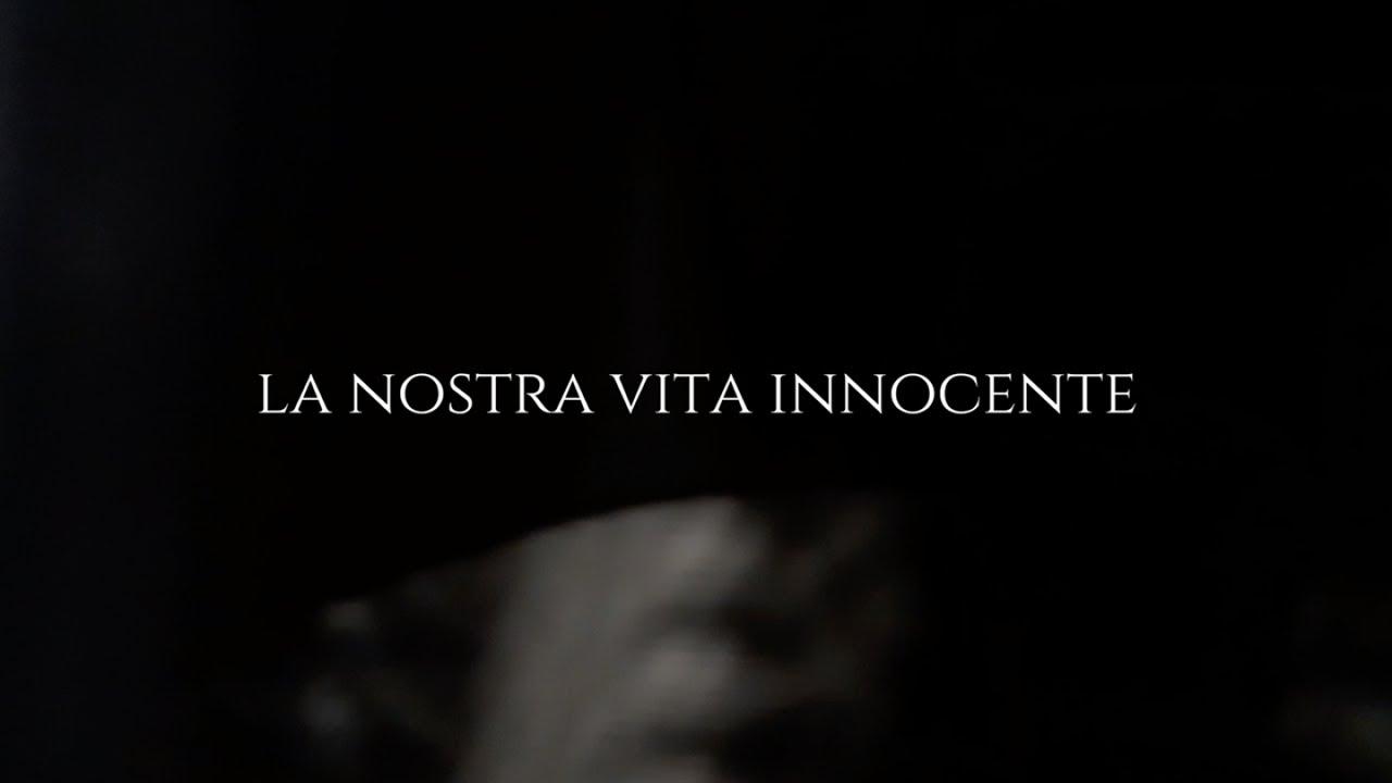 """PAOLO BENVEGNU' """"La nostra vita innocente"""""""
