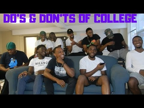 THE DO'S & DON'TS OF COLLEGE (UNIVERSITY OF BRIDGEPORT)