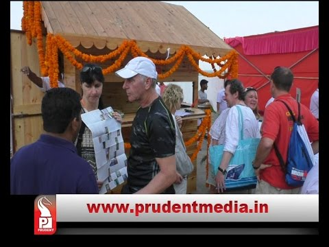 TOURISTS TAXI COUNTER AT MPT CRUISE BERTH │Prudent Media Goa