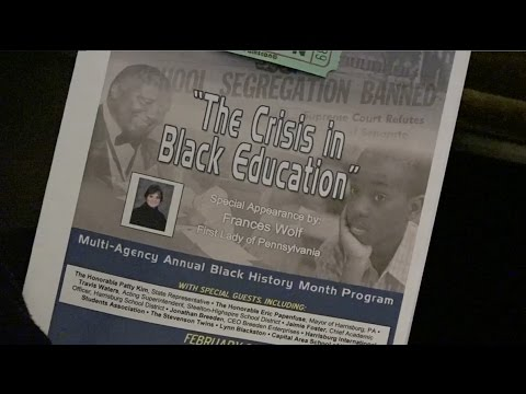 """The Crisis in Black Education"" - Annual Black History Month Event 2-28-17"