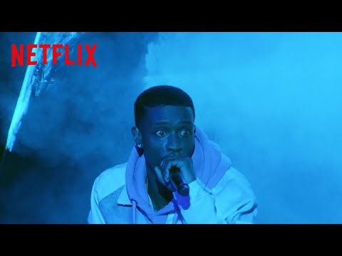Troyman Brings the Energy with Streetlight | Rhythm + Flow | Netflix