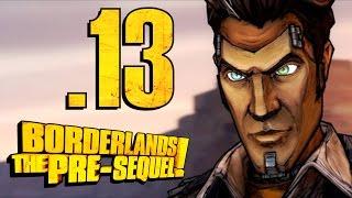 Borderlands: The Pre Sequel. Двойник Джека. Полное прохождение, часть 13
