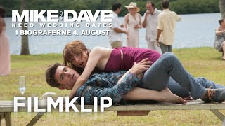 Mike And Dave need wedding dates | Officielt klip 'Inspired by a true story'  | Danmark