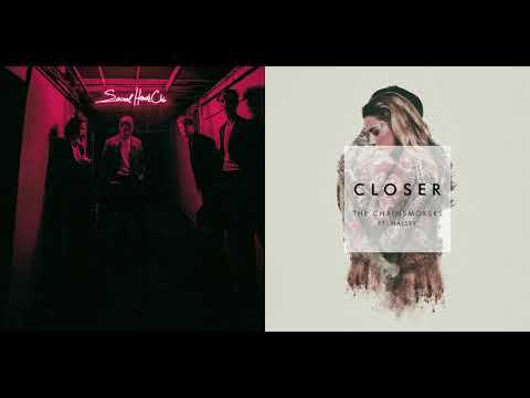 Sit Next To Me vs Closer - Foster The People vs The Chainsmokers ft Halsey (Mashup)