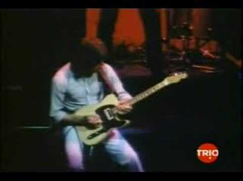 JEFF BECK & ELIC CLAPTON - Futher On Up The Road