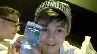 Bars and Melody: Leo and Elliot YouNow (11/1/15) – Part 2