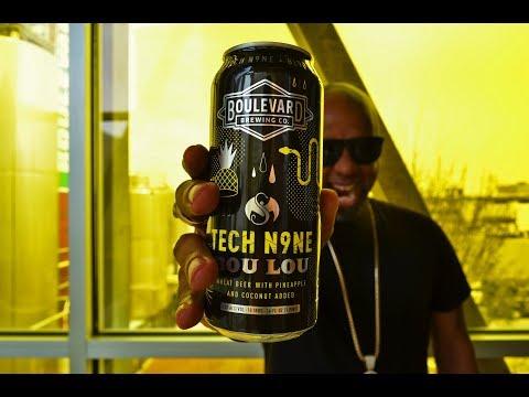 Bou Lou  Tech N9ne x Boulevard Brewing Co  Release