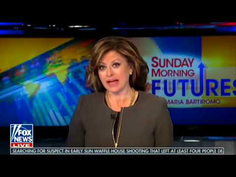 Sunday Morning Futures with Maria Bartiromo 4/22/18 | Fox News | April 22, 2018