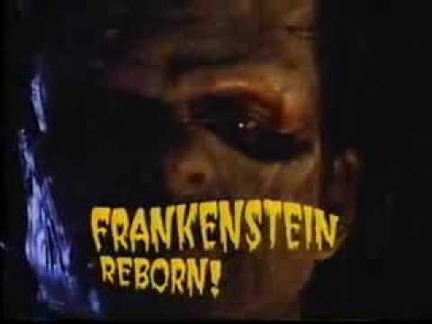 Trailer do filme Frankenstein & the Werewolf Reborn!