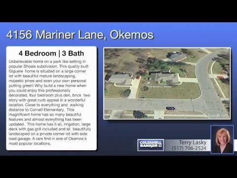 Home for Sale - 4156 Mariner Ln, Okemos, MI - Terry Lasky - Coldwell Banker