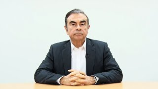 Ousted Nissan boss Carlos Ghosn claims he is victim of conspiracy in video message