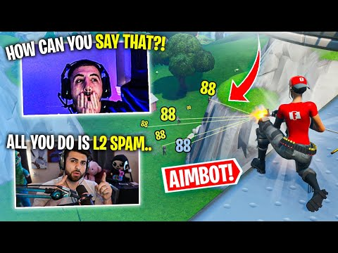 SypherPK ROASTS All Controller Players.. I Cant Believe THIS! (Fortnite Battle Royale)