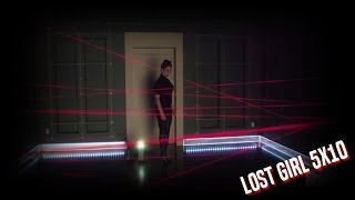 Lost girl 5x10 - Bo laser scene