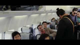 "Chandni Chowk To China: ""Are You Stupid?"", Airplane Scene"