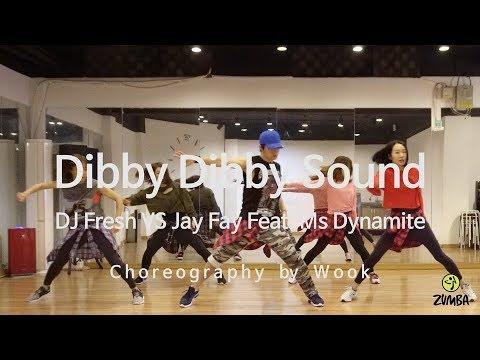Dibby Dibby Sound - DJ Fresh VS Jay Fay / Zumba® / ZIN / Dance Fitness / 욱스줌바
