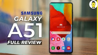 Samsung Galaxy A51 review - almost there