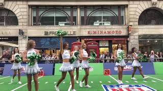 New York Jets Flight Crew (NFL Kickoff, London, 2018)