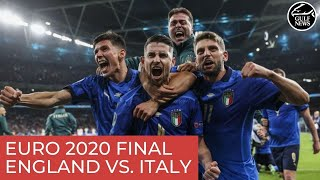 Euro 2020 final: Gulf News experts call the shots over England vs. Italy