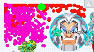 WINS & FAILS/ AGARIO MOBILE GAMEPLAY/ EPIC BATTLES/ INSANE BAITS/ SOLO MOMENTS/ SKILLS AGARIO