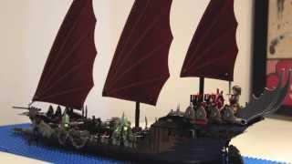Lego Lord Of The Rings Pirate Ship Ambush