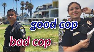 Good Cop Vs. Bad Cop (vol. #1)