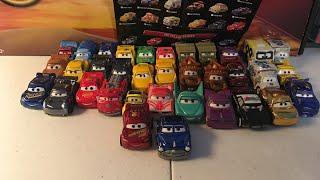 Disney Pixar Cars mini racers collection part 2