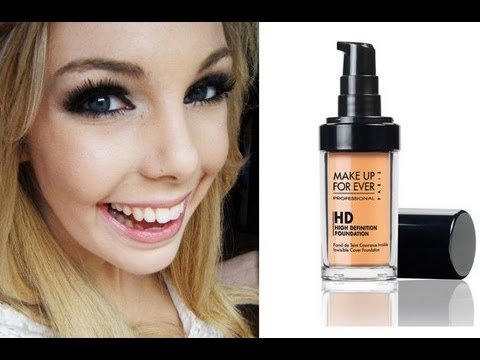 60% de réduction acheter bien prix réduit Fond de teint - HD Make Up forever - Revue et application