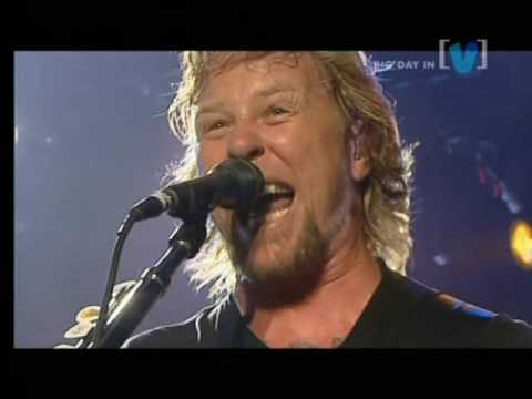 Metallica - Big Day Out 2004