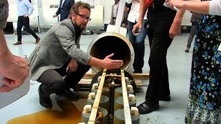 Вечный двигатель уже работает в Германии комиссия признала что его КПД больше 1