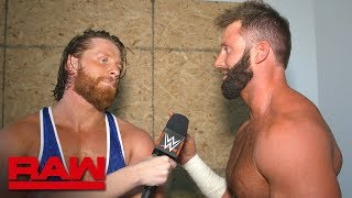 Zack Ryder & Curt Hawkins always come back: Raw Exclusive, Feb. 18, 2019