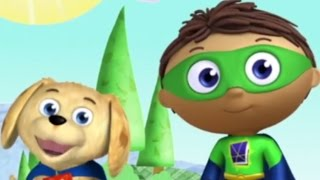 Super WHY! Full Episodes English ✳️  Super Why and Woofs...