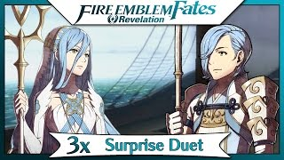 Fire Emblem Fates Revelation - Part 17 | Paralogue 3 - Surprise Duet! [English Gameplay Walkthrough]