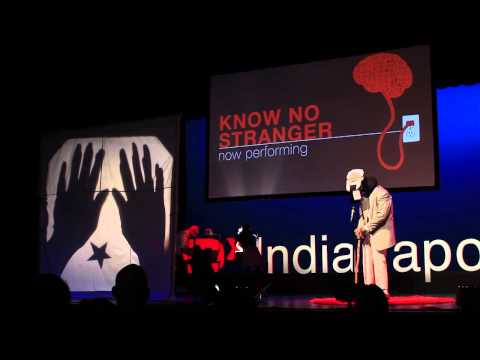 The Story of Indianapolis: Know No Stranger at TEDxIndianapolis
