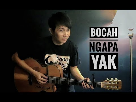 (Wali) Bocah Ngapa Yak - Nathan Fingerstyle | Guitar Cover
