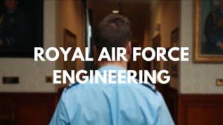 Royal Air Force - Life as an Engineer (Short doc)