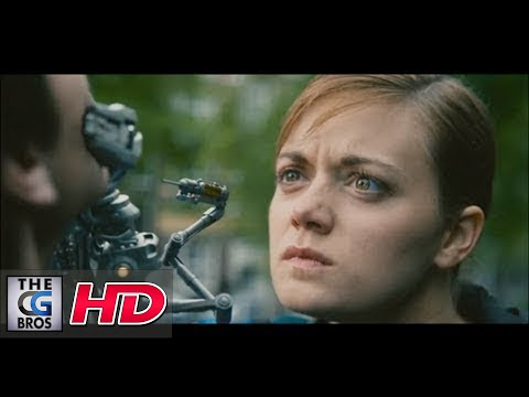 "CGI VFX Blender Short  : ""Tears of Steel"" Written and Directed by Ian Hubert 