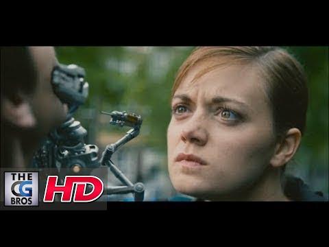 CGI VFX Blender Short  :