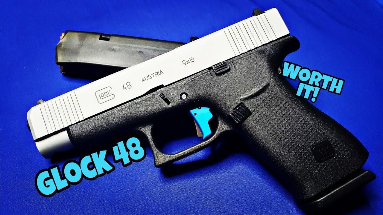 Glock 48: Yes It's Worth It !