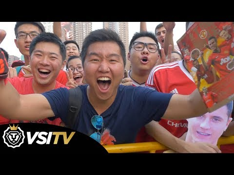 China's Football Revolution | Sven Goran Eriksson | Man Utd