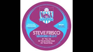 "Steve Frisco ""Da brooklyn beat"" (WAX CLASSIC 14)"