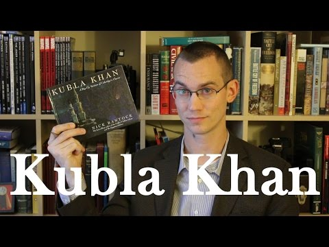 """Kubla Khan"" by Samuel Taylor Coleridge - Bookworm History"