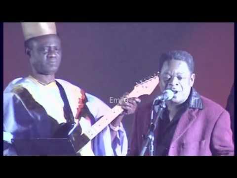 (Rare) Lutumba Simaro Invite Sam Mangwana - Ebalé Ya Zaïre Paris LSC 2003 FHD