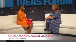 Chimamanda Ngozi Adichie / Washington Ideas Forum 2014