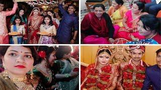Indian wedding vlog/Indian Wedding Video 2019/Shadi kiski thi aur kahan??