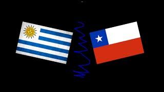 Remolcador Chileno rescató buque de la armada Uruguaya a la deriva