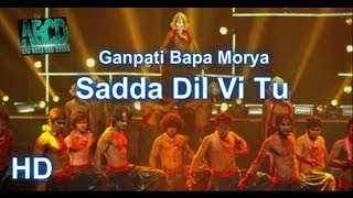 Sadda Dil Vi Tu (Ga Ga Ganpati Bapa Morya) ABCD (Any Body Can Dance) HD Full Finale Dance