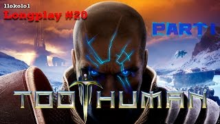 Too Human Longplay [#20] Xbox 360 Part 1