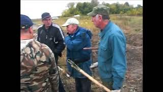 Поиск погибших солдат в Великой Отечественной Войне.